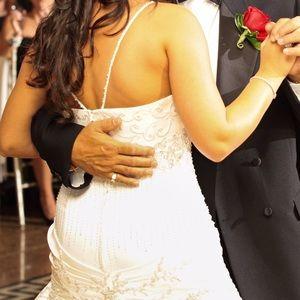 angel rivera Dresses - Angel Rivera wedding gown